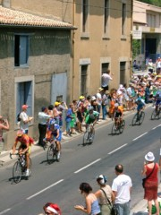 Bicycling and the Tour de France