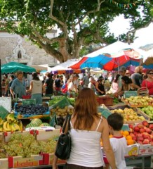 Markets in Esperaza, Quillan and Limoux