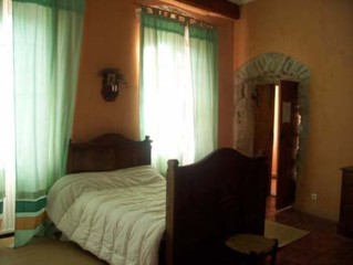 Bedroom 3 - Property in Couiza