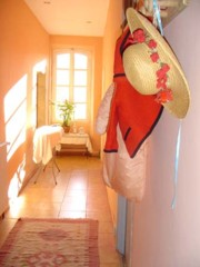 Hallway of bed and breakfast a vendre